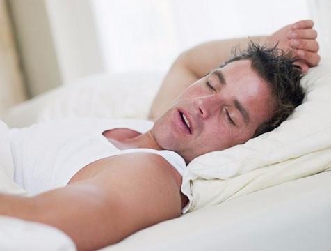 Apnea obstructiva del sueño puede ocasionar asfixia