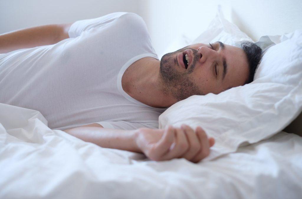 Ronquidos como alerta a la apnea del sueño